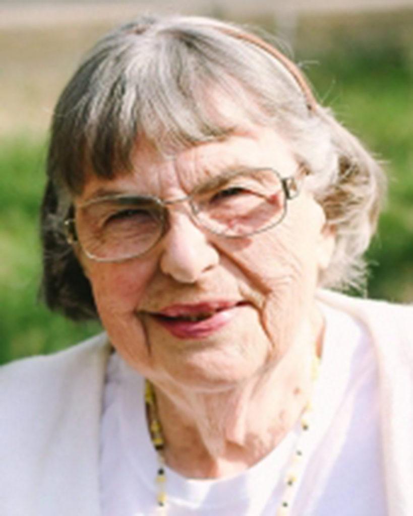 Nancy Marie (Vercoe) Cross