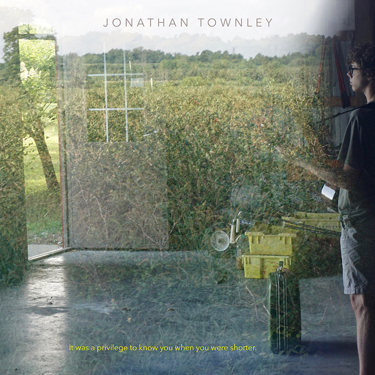Jonathan Townley Album Cover