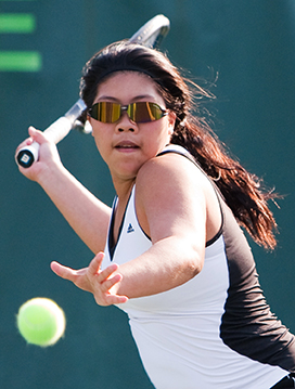 wangtrakuldee Tennis vs Calvin